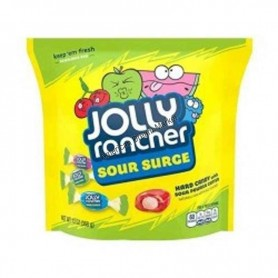 Jolly rancher sour surge pouch