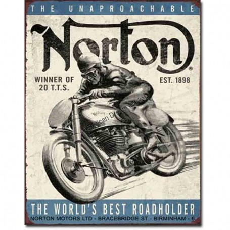 Norton winner