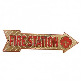 Fleche fire station