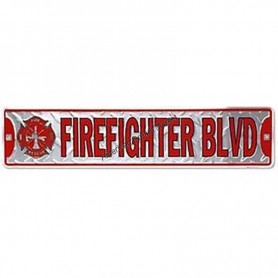 Firefighter blvd