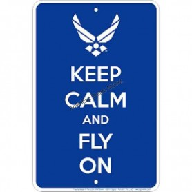 Keep calm and fly on