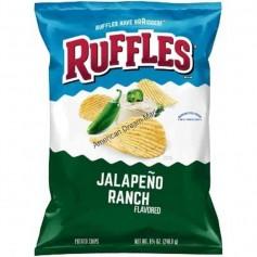 Ruffles jalapeno ranch chips