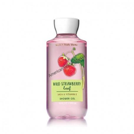Gel douche BBW wild strawberry leaf