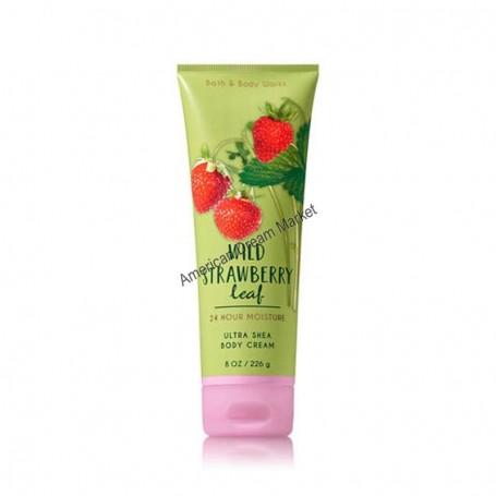 Crème pour le corps BBW wild strawberry leaf