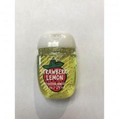 Gel strawberry lemon