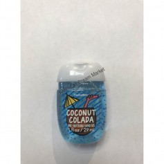 Gel coconut colada