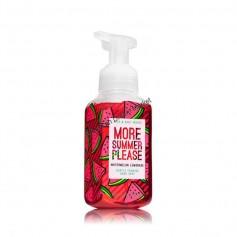 BBW savon moussant more summer please