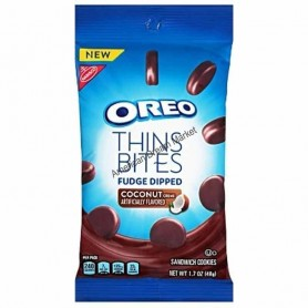 Oreo thins bites coconut creme