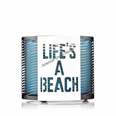 Porte bougie BBW life's a beach