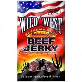 Wild West beef jerky habanero 85g
