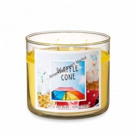 BBW bougie waffle cone