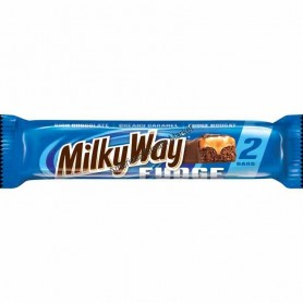 Milky way fudge share size
