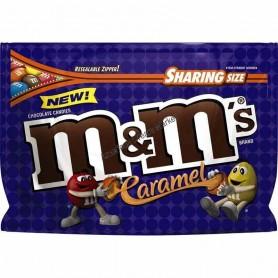 M&m's caramel sharing size 272.2g