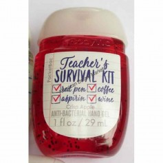 Gel teacher's survival kit