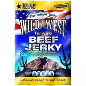 Wild West beef jerky teriaki 85g