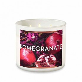BBW bougie pomegranate