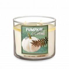 BBW bougie pumpkin coconut