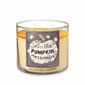 BBW bougie vanilla pumpkin marshmallow