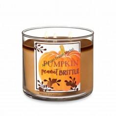 BBW bougie pumkin peanut brittle