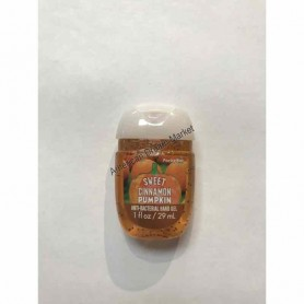 Gel sweet cinnamon pumpkin