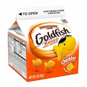 Goldfish cheddar PM