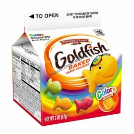 Goldfish colors cheddar PM