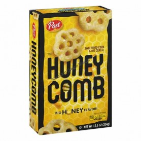 Honey comb cereal