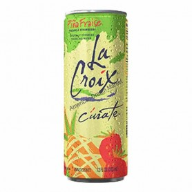 La croix sparkling water pineapple strawberry