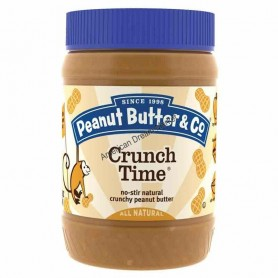 Peanut butter and co crunch time
