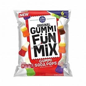 Gummi fun mix gummi soda pops
