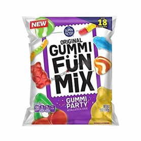 Gummi fun mix gummi party