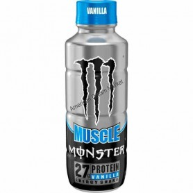 Monster muscle vanilla