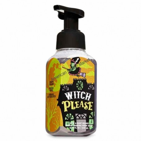 BBW savon moussant witch please