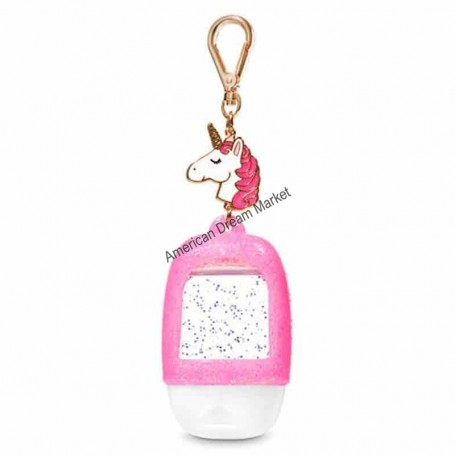 Support pour gel pink unicorn charm
