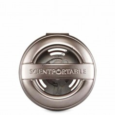 Scentportable pewter vent clip