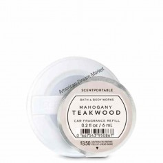 Scentportable recharge mahogany teakwood