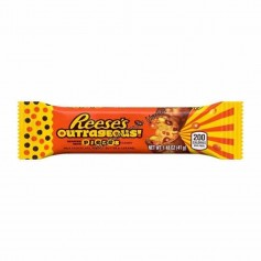 Reese's outrageous with pieces