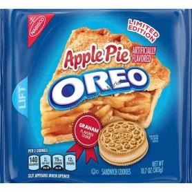 Oreo apple pie