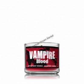 BBW mini bougie vampire blood