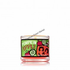 BBW mini bougie pumpkin apple