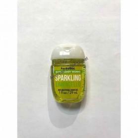 Gel sparkling limoncello