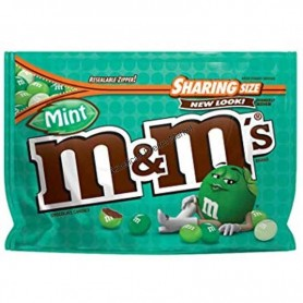 M&m's dark mint 272.2G