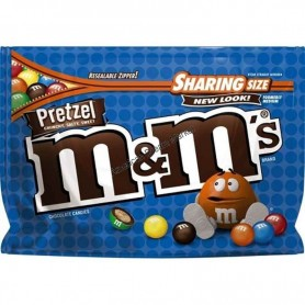 M&m's pretzel sharing size 226.8G