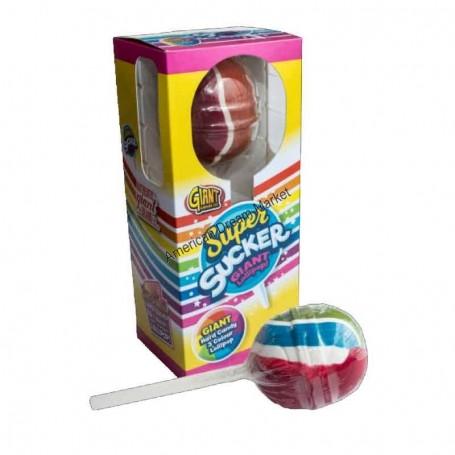 Super sucker giant lollipop