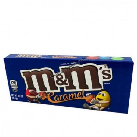 M&m's caramel -boite Theatre- 85.1G