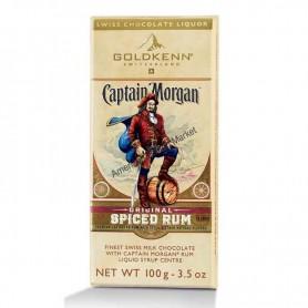 Captain morgan spiced rum chocolate