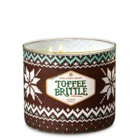 BBW bougie toffee brittle