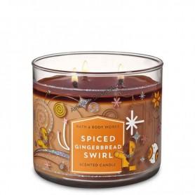 BBW bougie spiced gingerbread swirl