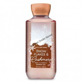 Gel douche BBW snowflakes and cashmere