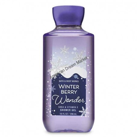 Gel douche BBW winter berry wonder